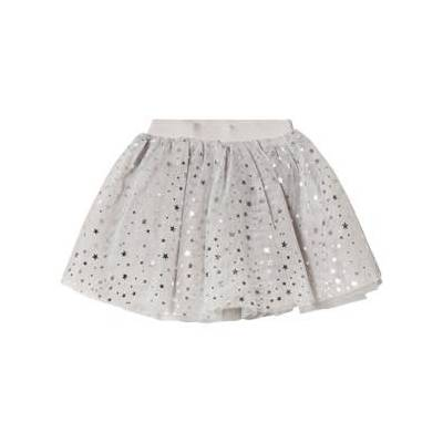 Jocko Silver Star Printed Skirt 98/104 cm - Børnetøj - Jocko