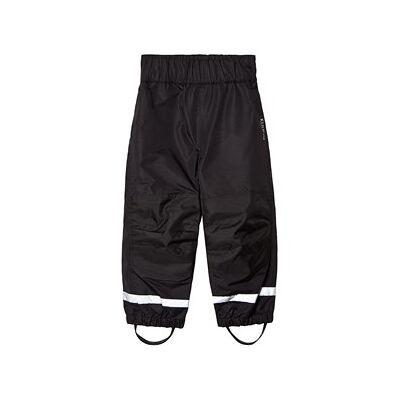 Kuling Reykjavik Pants Always Black 110 cm - Børnetøj - Kuling