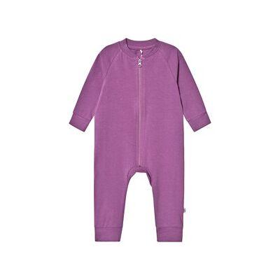 A Happy Brand One-Piece Purple 86/92 cm - Børnetøj - A Happy Brand