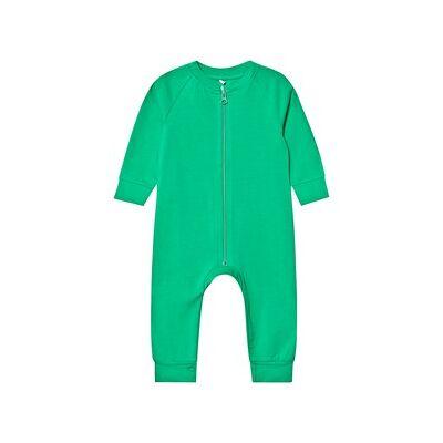 A Happy Brand One-Piece Green 86/92 cm - Børnetøj - A Happy Brand