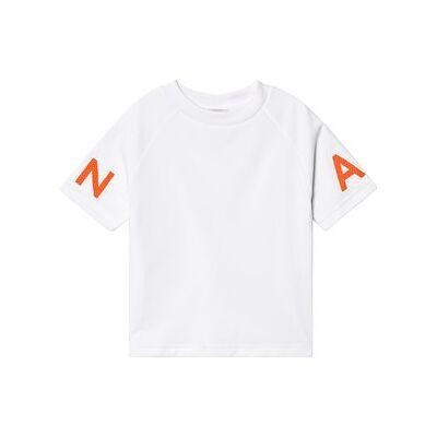 Unauthorized Lorenzo T-Shirt White 16y/176cm - Børnetøj - Unauthorized