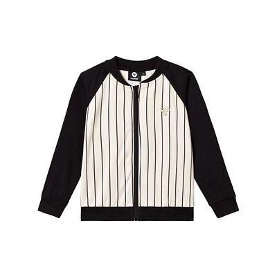 Hummel Tilda Jacket Black/White 104 cm (3-4 år) - Børnetøj - Hummel