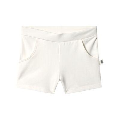 A Happy Brand Mini Shorts Hvid 122/128 cm - Børnetøj - A Happy Brand