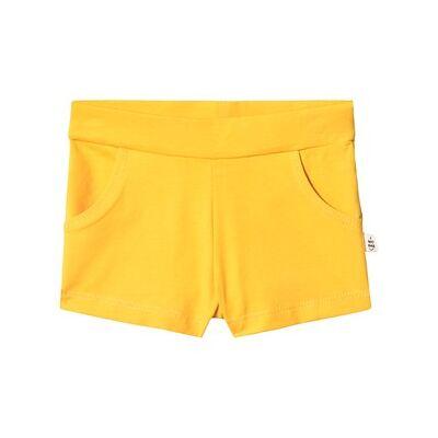 A Happy Brand Mini Shorts Gul 110/116 cm - Børnetøj - A Happy Brand