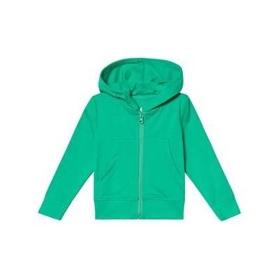 A Happy Brand Baby Hoodie Green 62/68 cm - Børnetøj - A Happy Brand