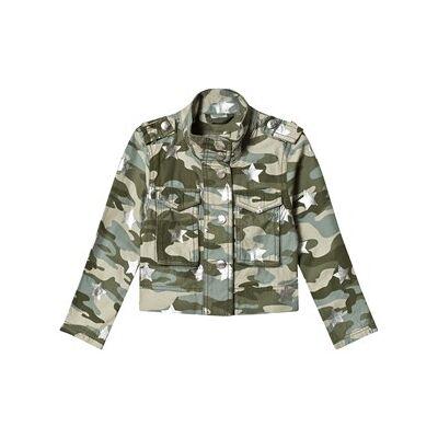 GAP Camo Shirt Jacket Camouflage XL (12-13 år) - Børnetøj - GAP
