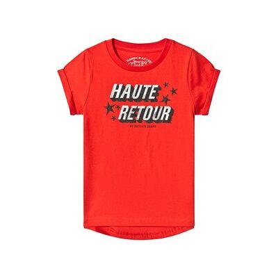 Retour Robyn T-Shirt Flamme Orange 6 Years - Børnetøj - Retour