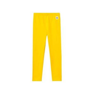 A Happy Brand Leggings Yellow 86/92 cm - Børnetøj - A Happy Brand