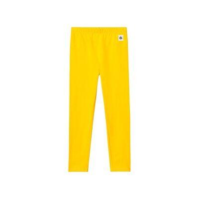 A Happy Brand Leggings Yellow 98/104 cm - Børnetøj - A Happy Brand