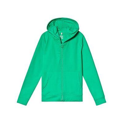 A Happy Brand Hoodie Green 122/128 cm - Børnetøj - A Happy Brand