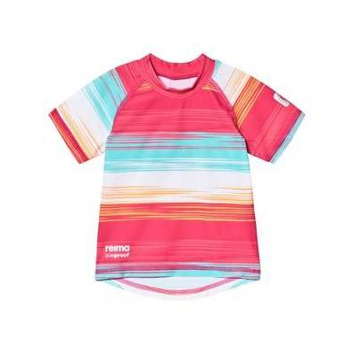 Reima Azores Swim Top Candy Pink 80 cm (9-12 mdr) - Børnetøj - Reima