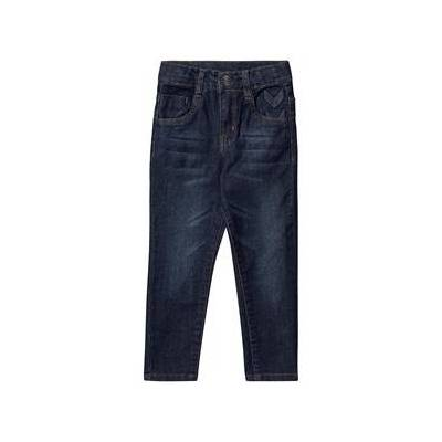 Hummel Five Pants Dark Denim 116 cm (5-6 år) - Børnetøj - Hummel