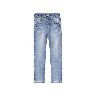 Molo Alonso Jeans Aske Blå 116 cm (5-6 år) - Børnetøj - Molo