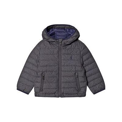Ralph Lauren Packable Puffer Jacket Grey 4 years - Børnetøj - Ralph Lauren