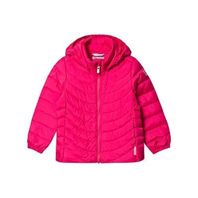 Reima Fern Dun Jakke Hindbær Pink 140 cm (9-10 år) - Børnetøj - Reima