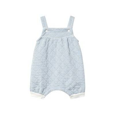Petit Bateau Romper Baby Blå 18 mdr - Børnetøj - Petit Bateau