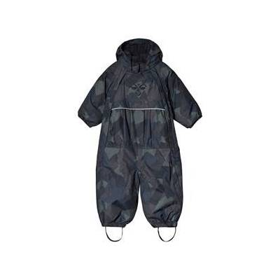Hummel Moon Snowsuit Dark Navy 80 cm (9-12 mdr) - Børnetøj - Hummel