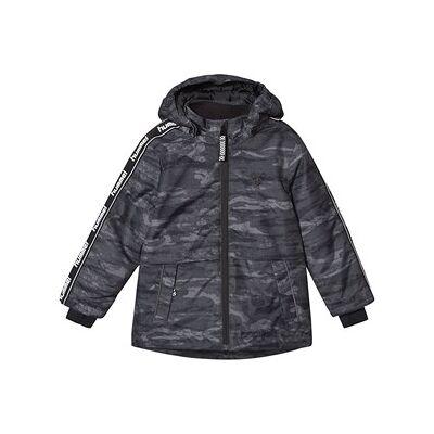 Hummel Cosmo Jacket Quiet Shade 104 cm (3-4 år) - Børnetøj - Hummel