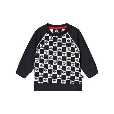 Hummel Raley Sweatshirt Mørke Blåt 92 cm (1,5-2 år) - Børnetøj - Hummel