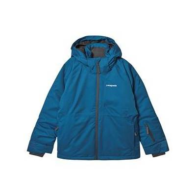 Patagonia Snowshot Jacket Balkan Blue M (10 years) - Børnetøj - Patagonia