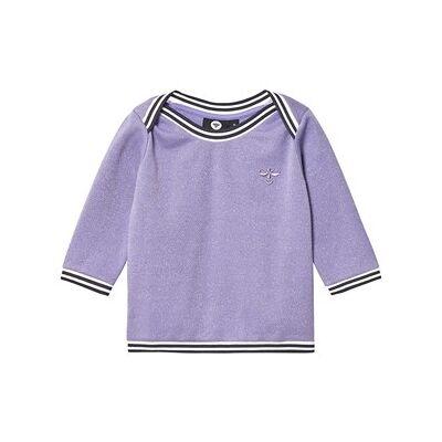 Hummel Ginger Sweatshirt Aster Lilla 74 cm (6-9 mdr) - Børnetøj - Hummel