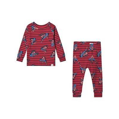 GAP Halloween Pige Pyjamas Heather Grey 18-24 mdr - Børnetøj - GAP