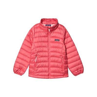 Patagonia Shaped Down Jacket Pink M (10 years) - Børnetøj - Patagonia