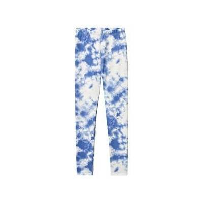 GAP Tie Dye Leggings Blue M (8-9 år) - Børnetøj - GAP