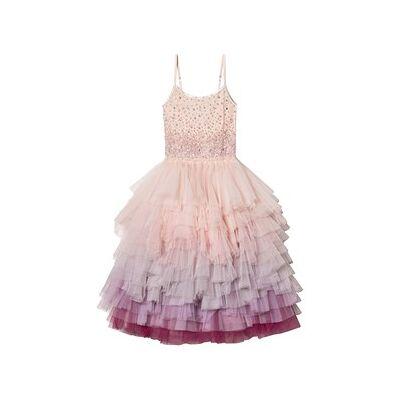 Tutu Du Monde Keepsake Embellished Tutu Dress Pink Ombre 2-3 years - Børnetøj - Tutu Du Monde
