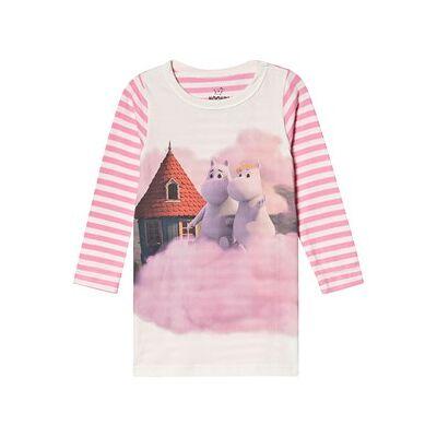 Reima Mumi Sovare Kjole Unicorn Pink 110/116 cm - Børnetøj - Reima