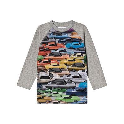 Molo Remington T-shirt Cars 98 cm (2-3 år) - Børnetøj - Molo