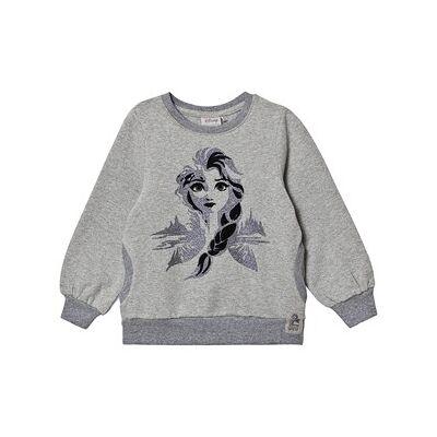 Wheat Elsa™ Sweatshirt Gråmeleret 152 cm (11-12 år) - Børnetøj - Wheat