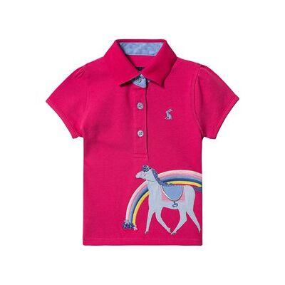 Tom Joule Moxie Horse Applique T-shirt Pink 4 years - Børnetøj - Tom Joule