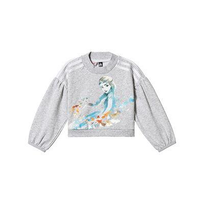 adidas Performance Frozen Sweatshirt Grey 7-8 years (128 cm) - Børnetøj - adidas Performance