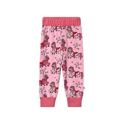 Småfolk Heste Sweatpants Sea Pink 2-3 år - Børnetøj - Småfolk