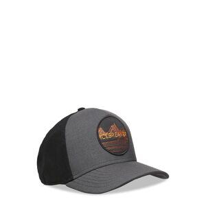 Icebreaker Unisex Icebreaker Graphic Hat Accessories Headwear Caps Grå Icebreaker