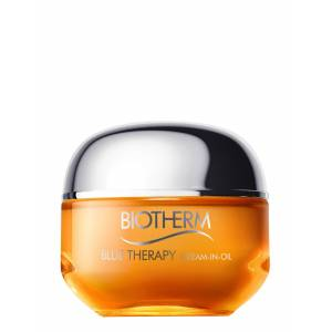 Biotherm Blue Therapy Cream-In-Oil - Normal To Dry Skin 50ml Beauty WOMEN Skin Care Face Day Creams Nude Biotherm