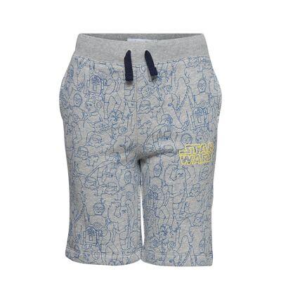 Gapkids   Star Wars™ Pull-On Shorts Shorts Grå GAP - Børnetøj - GAP