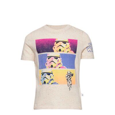 Gapkids Star Wars™ T-Shirt T-shirt Creme GAP - Børnetøj - GAP