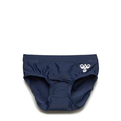 Hummel Hmlsabri Swimpants Swimwear Nappie Briefs Blå Hummel - Børnetøj - Hummel