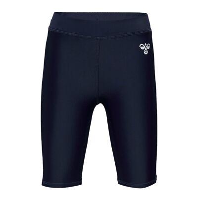 Hummel Hmlmalibu Swim Pants Swimwear UV Clothing UV Bottoms Blå Hummel - Børnetøj - Hummel