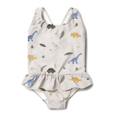 Liewood Amara Swimsuit Badedragt Badetøj Creme Liewood - Børnetøj - Liewood