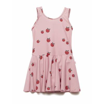 Småfolk Swim Dress. Apple Badedragt Badetøj Lyserød Småfolk - Børnetøj - Småfolk