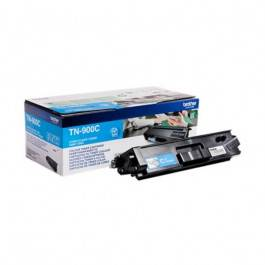 Brother TN 900 combo pack 2 stk lasertoner – TN900CTWIN  – Cyan 12000 sider
