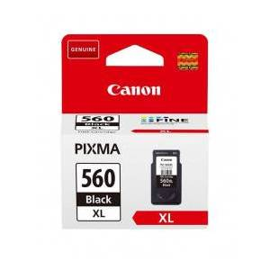 Canon PG-560XL / 3712C001 sort XL blækpatron - Original