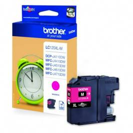 Brother LC125 XL M blækpatron Magenta 24 ml