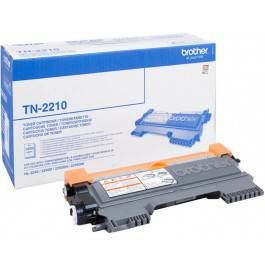 Brother TN2210 BK sort Lasertoner,
