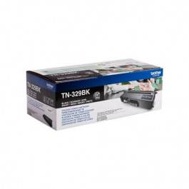 Brother TN329 BK sort Lasertoner,