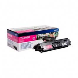 Brother TN 900 combo pack 2 stk lasertoner – TN900MTWIN  – Magenta 12000 sider