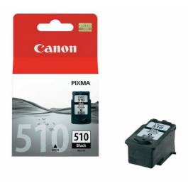 Canon PG 510 BK med chip, sort blækpatron,, 9ml